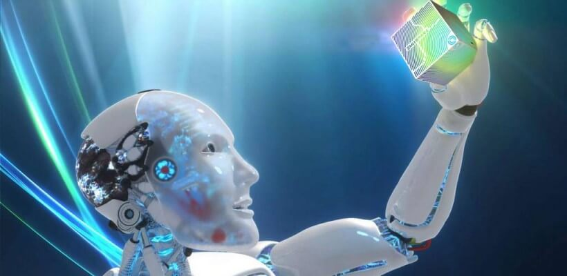 Machines With Emotions? 'Robots Will Become a New Species on Earth Soon'